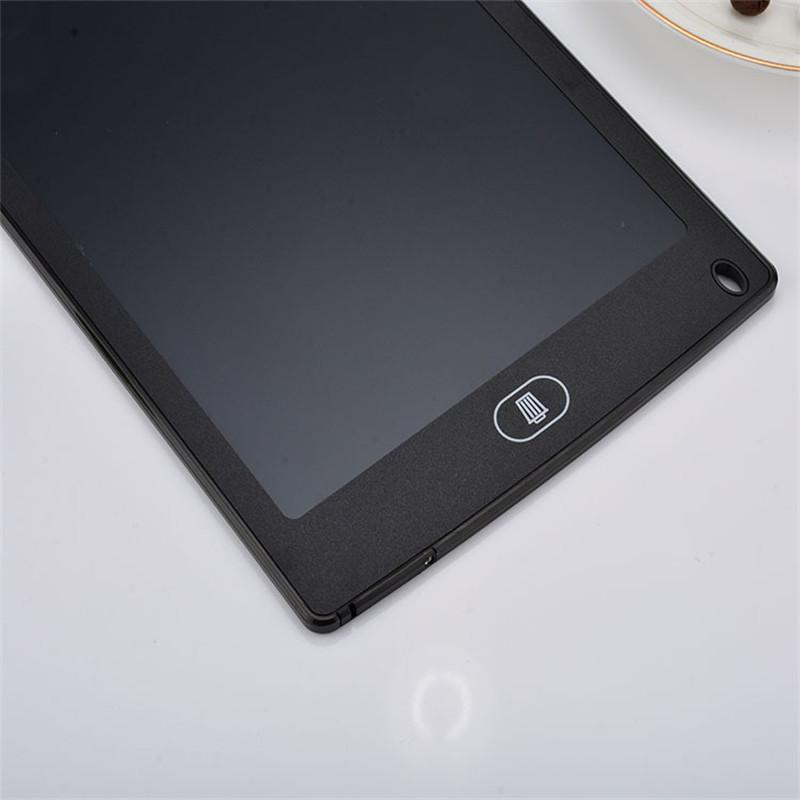 Tablette graphique électronique pour dessiner et écrire - Tablette noire pour enfant
