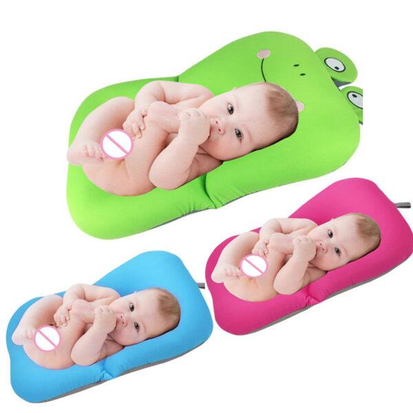 Baignoire bébé pliable en tissu