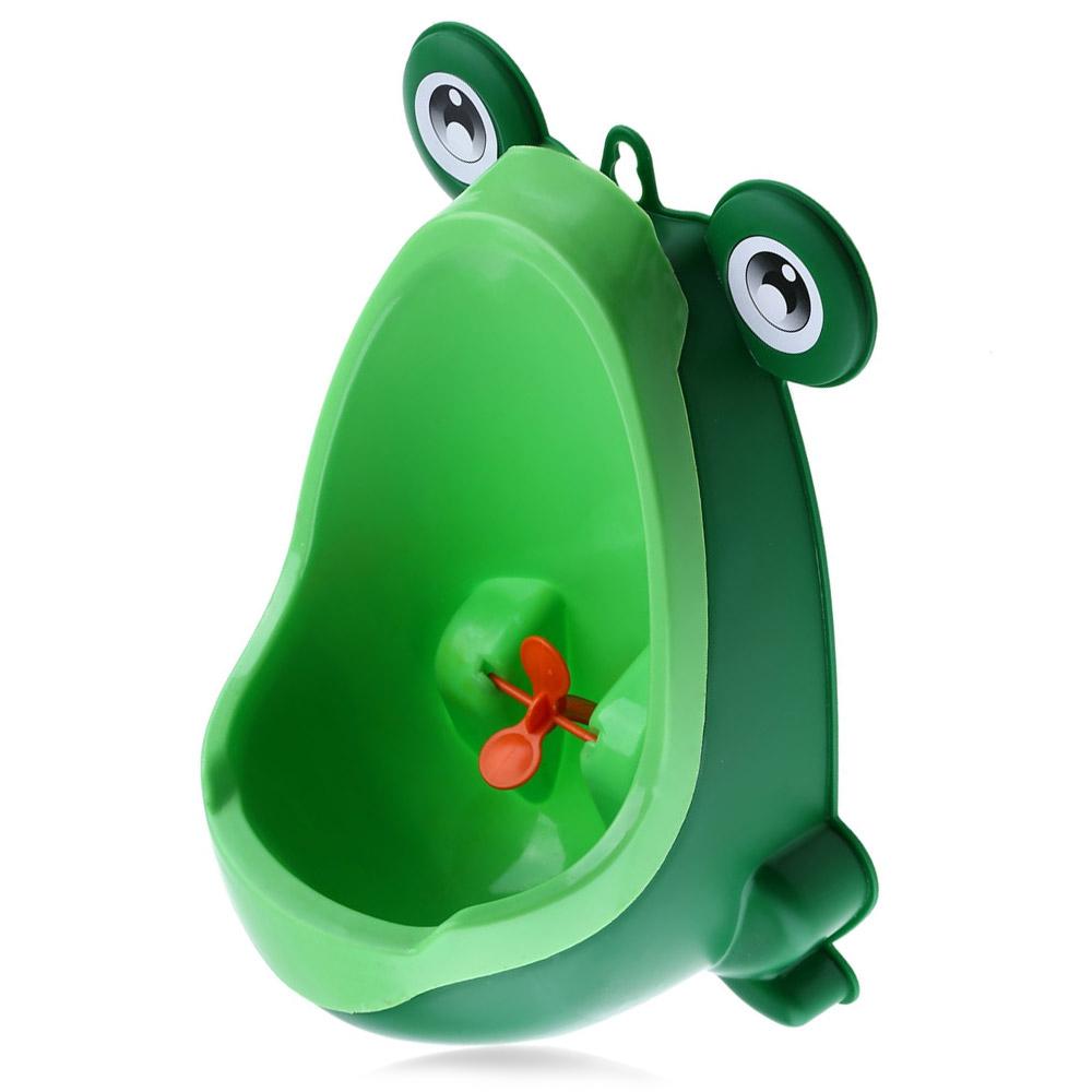 Urinoir bébé garçon couleur vert