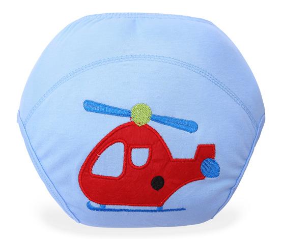 Couche bébé réutilisable - Modèle hélicoptère