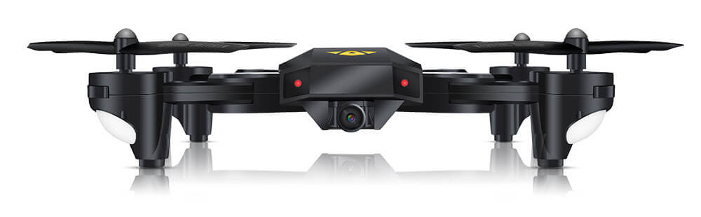 Détails du Drone Quadcopter
