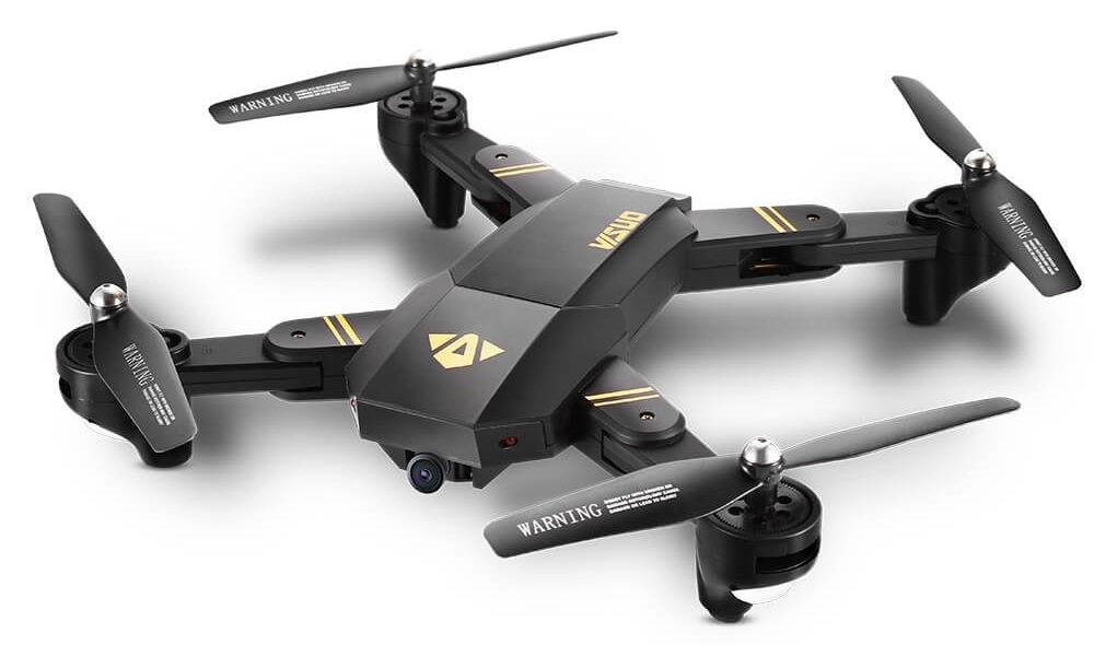 Drone pas cher avec 4 hélices