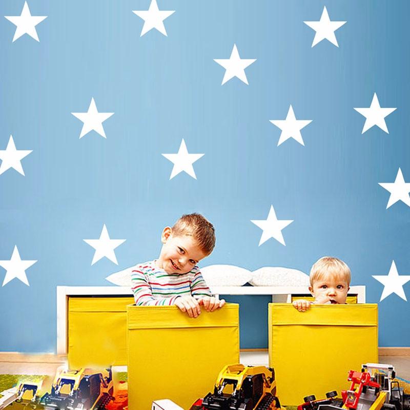 Stickers étoiles décoration chambre enfant