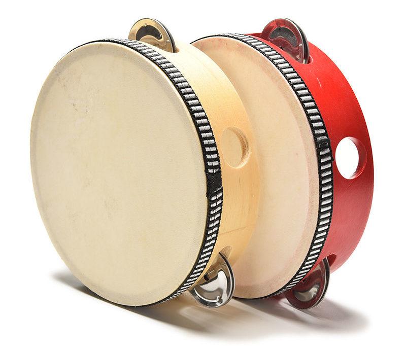Tambourins - Instruments à percussion pour enfants