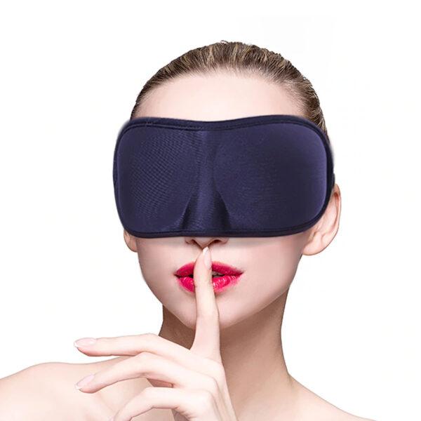 Masque de sommeil 3D pour femme