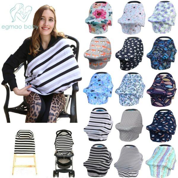 Couverture siège auto bébé / allaitement