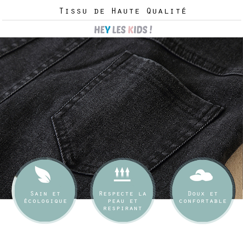 Pantalon grossesse tissu stretch de haute qualité