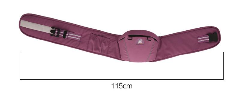 Longueur de la ceinture Porte-bébé hipseat