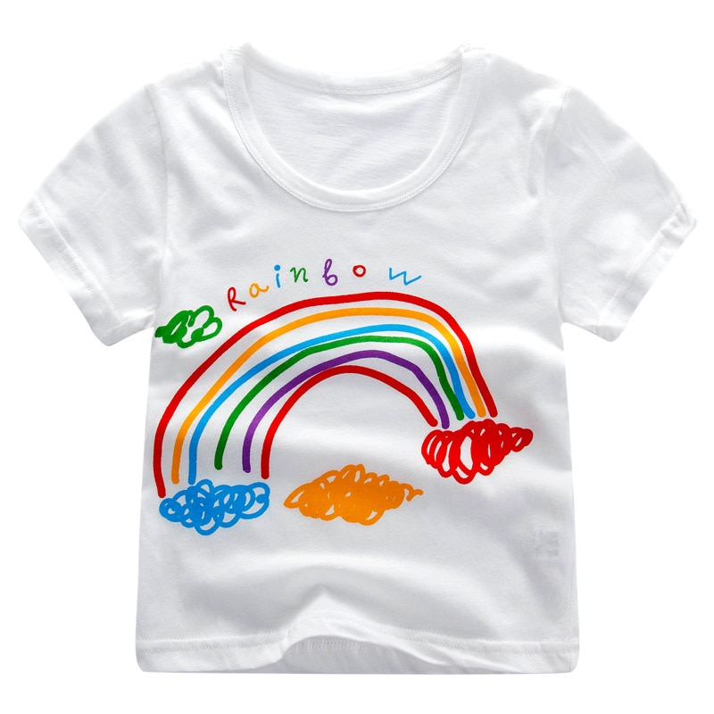 T-shirt enfant Rainbow