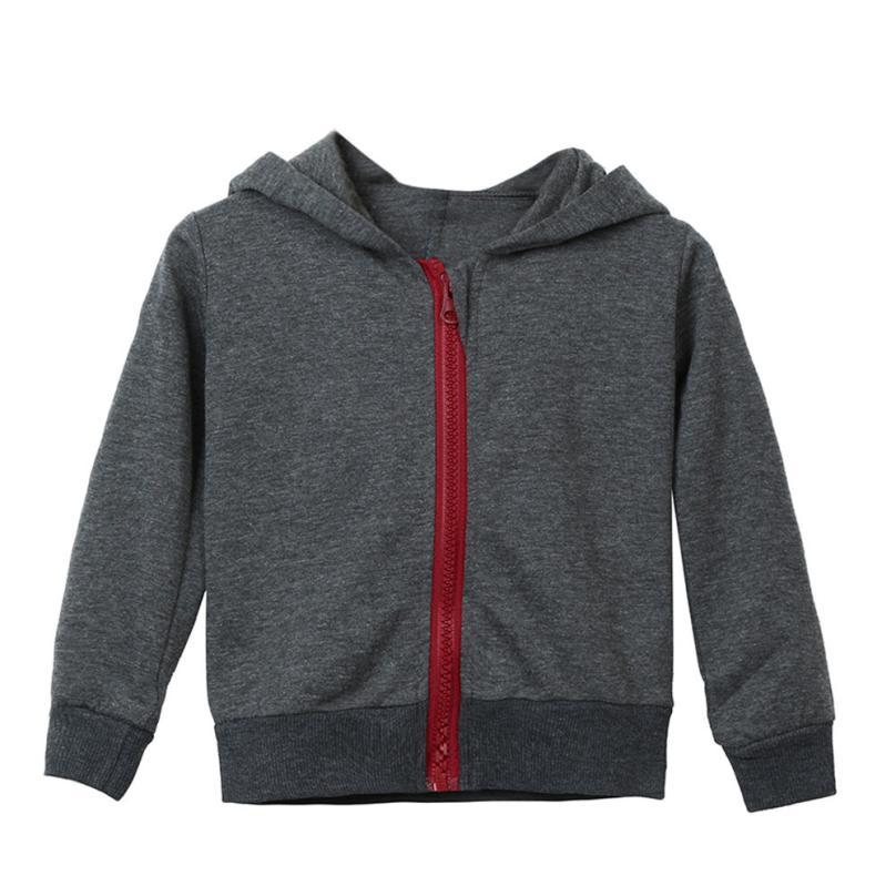 Veste gris foncé pour bébé garçon