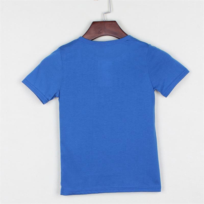 T-shirt Superman pour garçon (vue de dos)