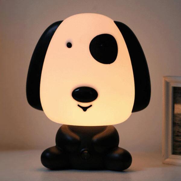 Veilleuse chambre bébé - Veilleuse lampy chien