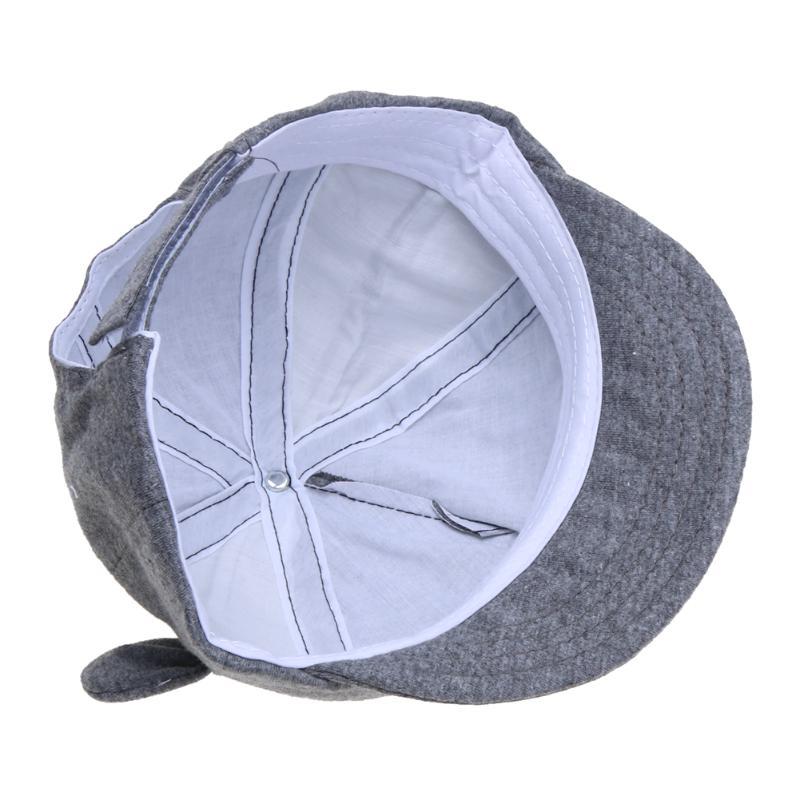 Intérieur de la casquette bébé