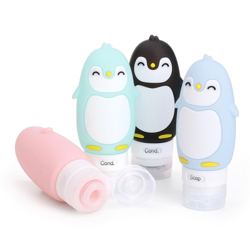 Flacons shampoing pour bébé