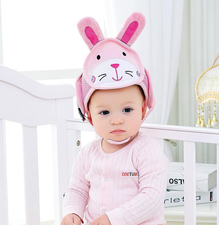 Casque lapin pour bébé