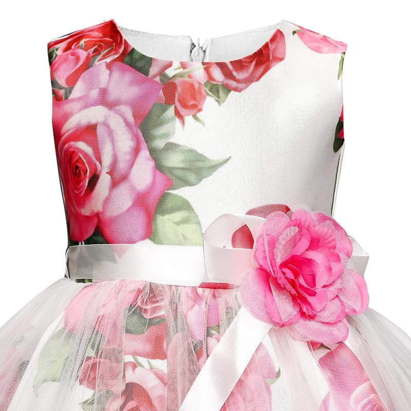 Robe demoiselle d'honneur mariage pour fille