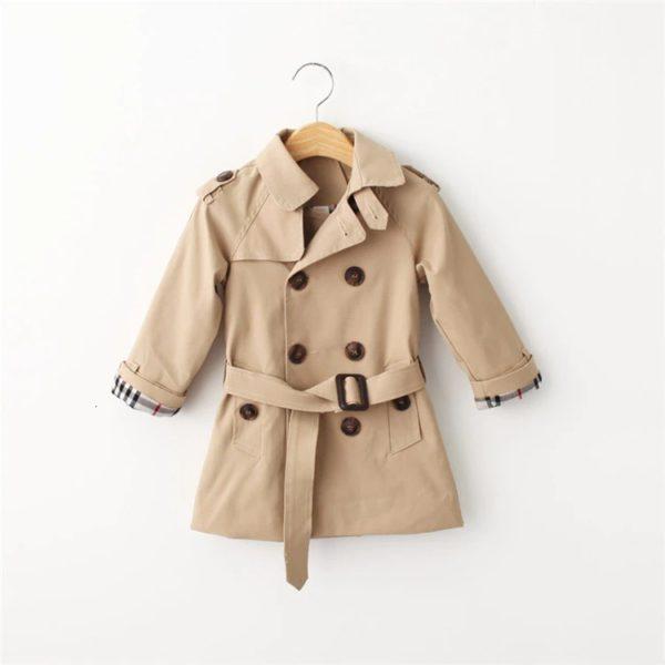 Trench coat enfant