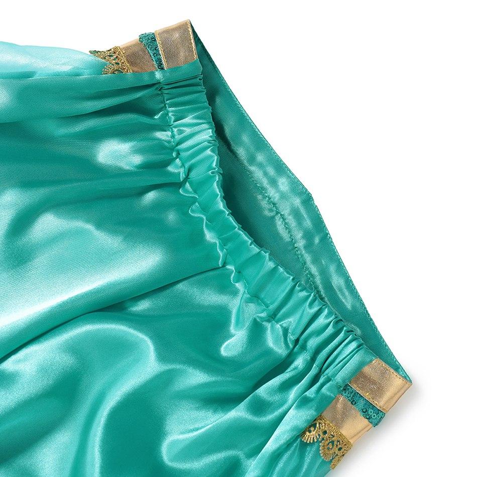 Haut du pantalon de Jasmine