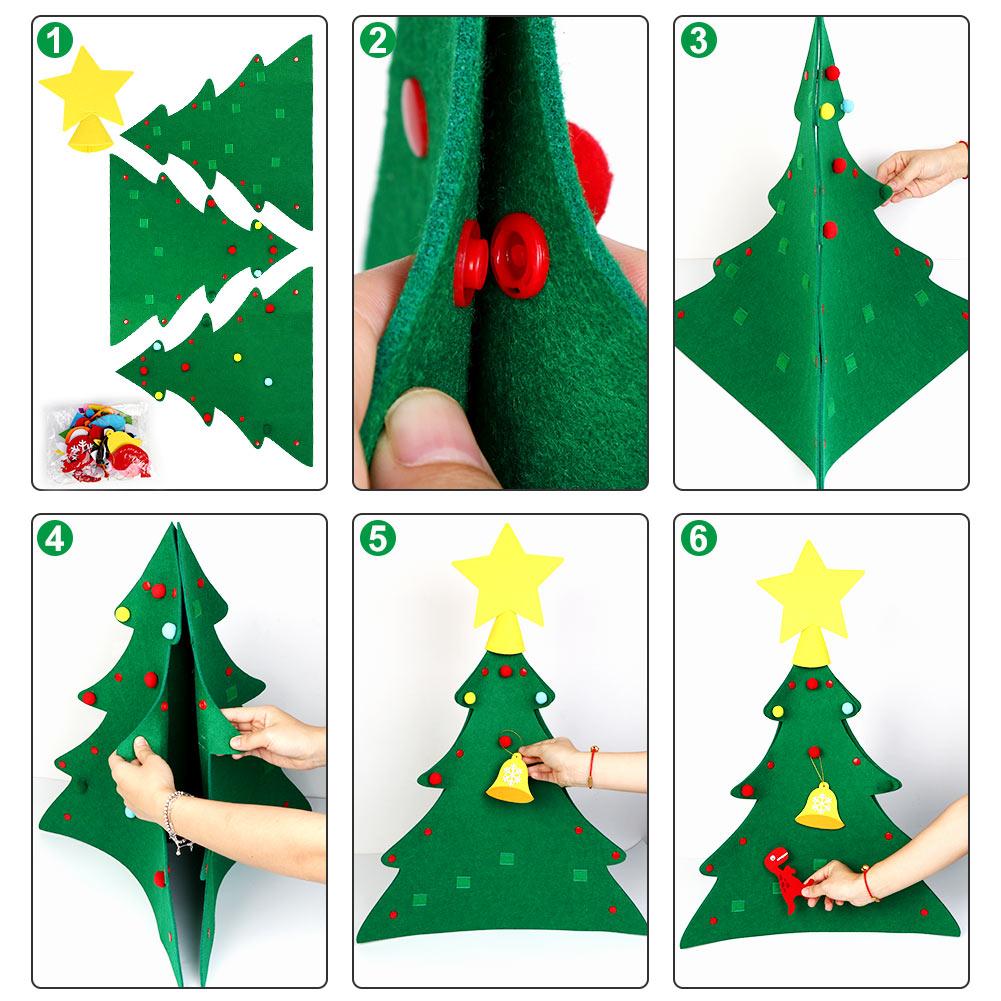 Mode d'emploi Sapin de Noël enfant jouet
