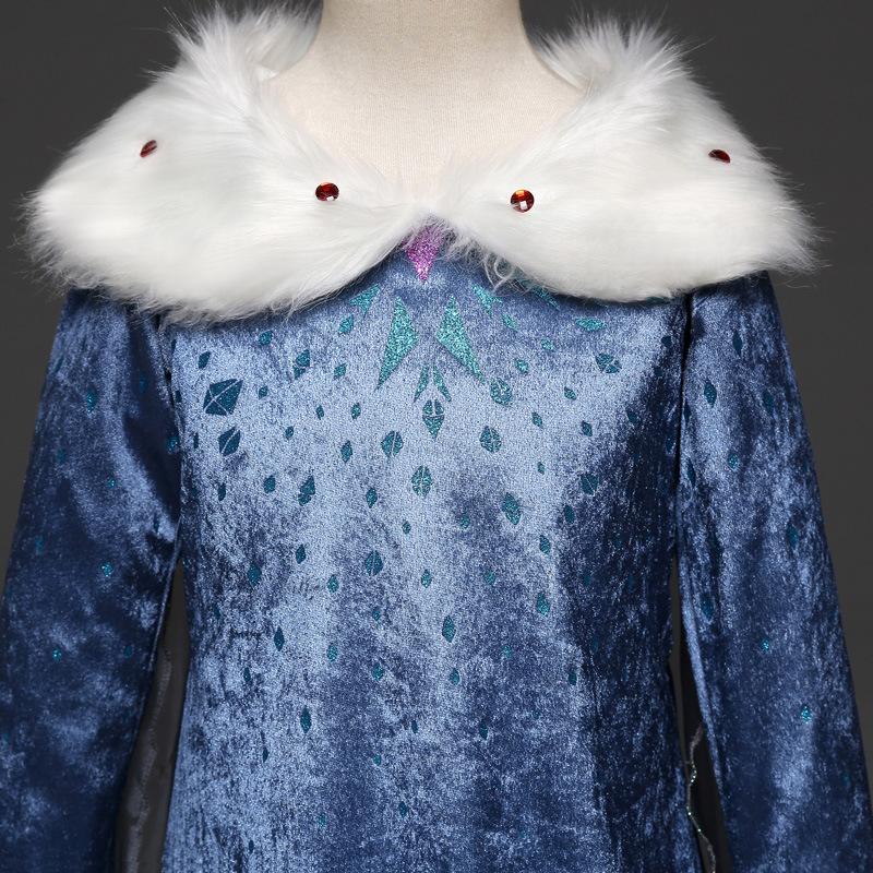 Buste robe Elsa Disney