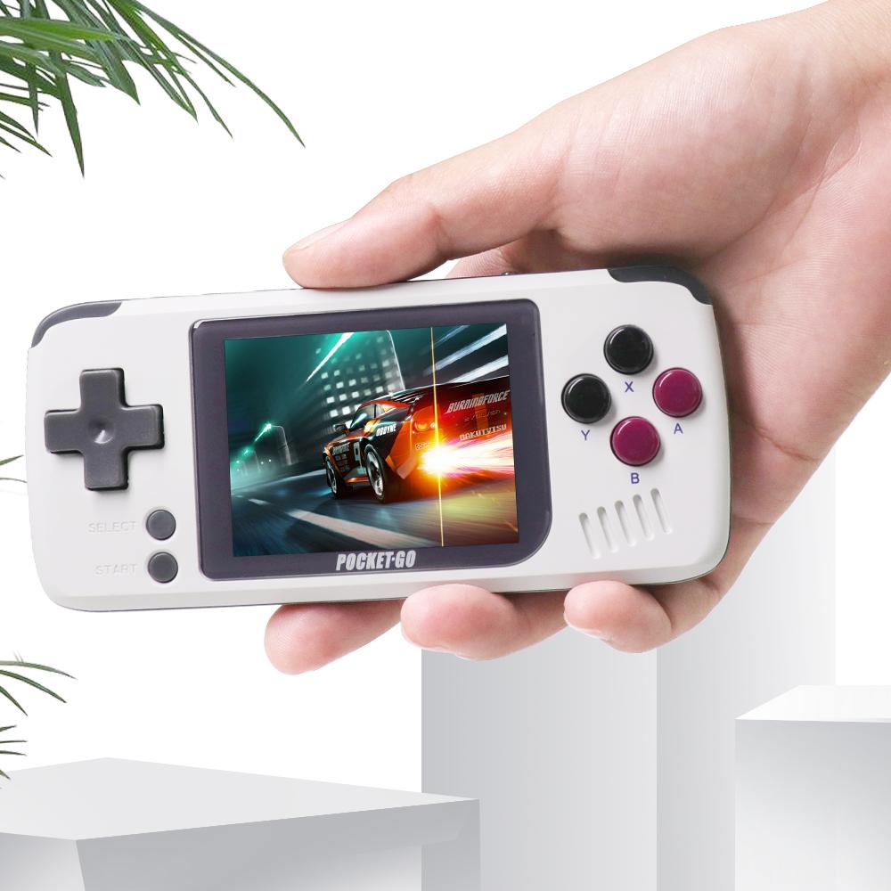 Console de jeux PocketGo