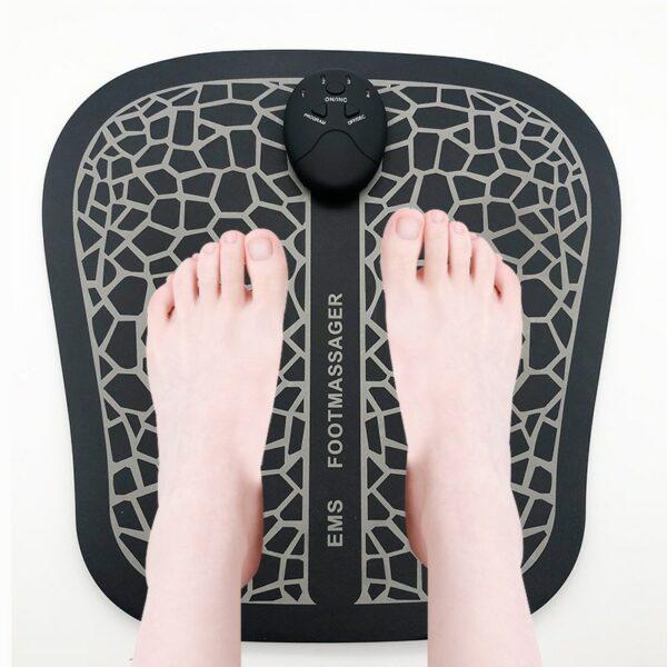 Masseur de pied - Soulage la douleur des pieds, améliore la circulation sanguine